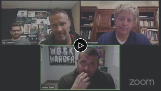 Podcast with Jay Campbell 3-7-18