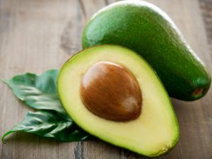 Avocados are good fats